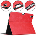 Cover2day iPad Pro 11 hoes - PU Leer Folio Book Case - Rood