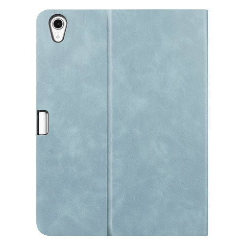 Cover2day iPad Pro 11 hoes - PU Leer Folio Book Case - Licht Blauw