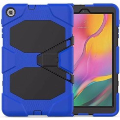 Case for Samsung Galaxy Tab A 10.1 (2019) - Heavy Duty Rugged Case - Drop Proof Protective Cover - Blue