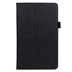 Xiaomi Mi Pad 4 Plus hoes - Hand Strap Book Case - Zwart