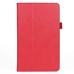 Xiaomi Mi Pad 4 Plus hoes - Hand Strap Book Case - Rood
