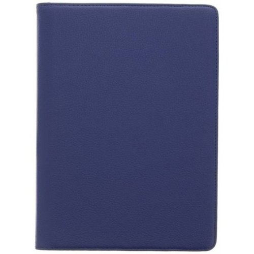 Cover2day Case for iPad (2020) 10.2 inch - 360 Degree Rotation Stand Cover - Dark Blue