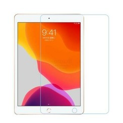 iPad 2020 Screenprotector - 10.2 inch - Tempered Glass - Transparant