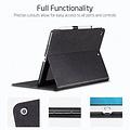 ESR Apple iPad 2020 hoes - 10.2 inch - Book Case Urban Simplicity Holder - Zwart