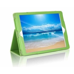 iPad 2020 hoes - 10.2 inch - Flip Cover Book Case - Groen