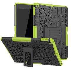 iPad 2020 hoes - 10.2 inch - Schokbestendige Back Cover - Groen