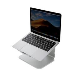 LMP ProStand, ergonomic table stand, aluminium, space grey