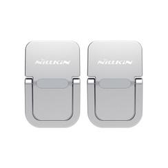 Nillkin - Laptop Standaard - Laptop Stand - Opvouwbaar & Ergonomisch - Ook als Steun voor Tablets en Smartphones - Tot 17 inch - Zilver