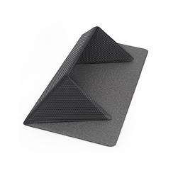 Nillkin - Laptop Standaard - Laptop Stand - Muismat - Opvouwbaar & Ergonomisch -  Compact & Uitklapbaar - 11.6 tot 15.6 inch - Grijs