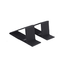 Nillkin - Laptop Stand - Laptop Stand - Foldable & Ergonomic - Also as Support for Tablets and Smartphones - 11.6 to 15.6 inch - Black