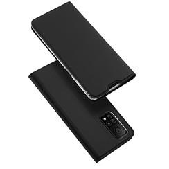 Xiaomi Mi 10T Pro hoesje - Dux Ducis Skin Pro Book Case - Zwart