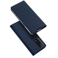 Xiaomi Mi 10T Pro hoesje - Dux Ducis Skin Pro Book Case - Blauw