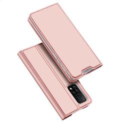 Xiaomi Mi 10T Pro hoesje - Dux Ducis Skin Pro Book Case - Rosé Goud