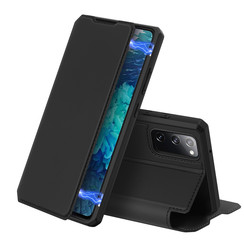 Samsung Galaxy S20 FE hoesje - Dux Ducis Skin X Case - Zwart