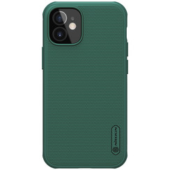 Nillkin - iPhone 12 Mini case - Super Frosted Shield Pro - Back Cover - Green