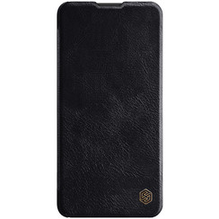 Huawei P40 - Qin Leather Case - Black