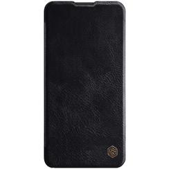 Huawei P40 - Qin Leather Case - Zwart