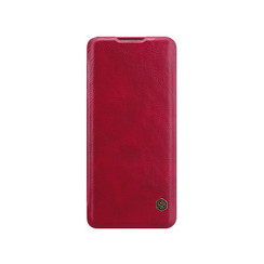 Huawei P40 Pro - Qin Leather Case - Red