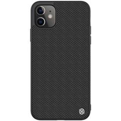 Nillkin - iPhone 11 hoesje - Textured Case - Back Cover - Zwart