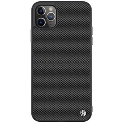 Nillkin - iPhone 11 Pro Max hoesje - Textured Case - Back Cover - Zwart
