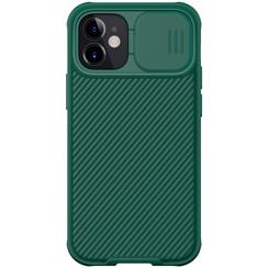 iPhone 12 / 12 Pro hoesje - CamShield Pro Case - Back Cover - Groen