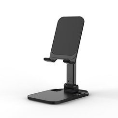 WiWu - Adjustable Tablet/Phone Stand - Aluminum Phone Holder for Desk - Compatible within 12.9 Inch - White