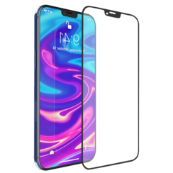 WiWu - iPhone XR/11 - iVista Tempered Glass Screenprotector