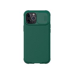 Apple iPhone 12 Pro Max CamShield Pro Case Donker Groen