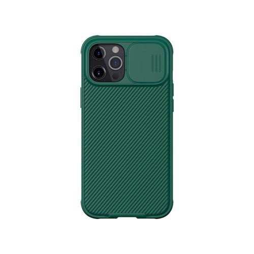 Nillkin Apple iPhone 12 Pro Max CamShield Pro Case Dark Green