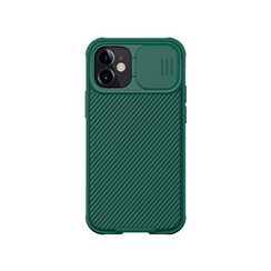 Apple iPhone 12 Mini CamShield Pro Case Dark Green
