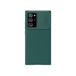 Samsung Galaxy Note20 Ultra CamShield Pro Case Donker Groen