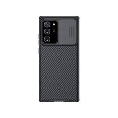 Samsung Galaxy Note20 Ultra CamShield Pro Case Zwart