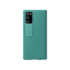 Samsung Galaxy Note20 CamShield Pro Case Light Green