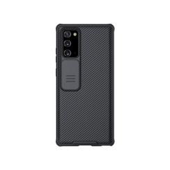 Samsung Galaxy Note20 CamShield Pro Case Zwart