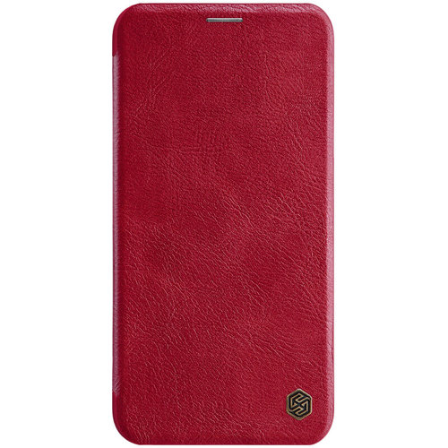 Nillkin Apple iPhone 11 Pro - Qin Leather Case - Rood