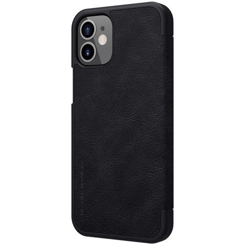 Nillkin Apple iPhone 12 Pro Max - Qin Leather Case - Black