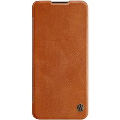Samsung Galaxy A42 5G - Qin Leather Case - Bruin