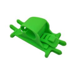 Universele Telefoonhouder Fiets - 4 tot 6.5 inch - Groen