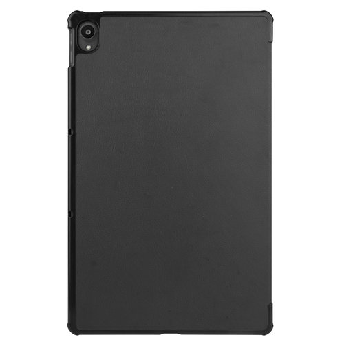 Cover2day Case for Lenovo Tab P11 - 11 Inch - Slim Tri-Fold Book Case - Lightweight Smart Cover - Black