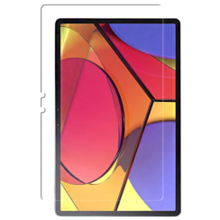 Lenovo Tab P11 screenprotector - Tempered Glass Screenprotector - Case Friendly - Transparant