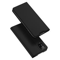 Samsung Galaxy A12 hoesje - Dux Ducis Skin Pro Book Case - Zwart