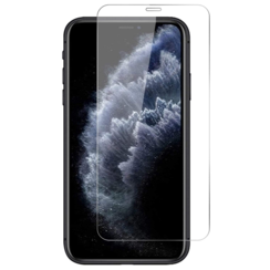iPhone 12 Pro Max Screenprotector - Tempered glass Screenprotector - Case-Friendly
