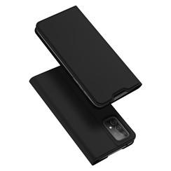 Samsung Galaxy A52 5G Hoesje - Dux Ducis Skin Pro Book Case - Zwart
