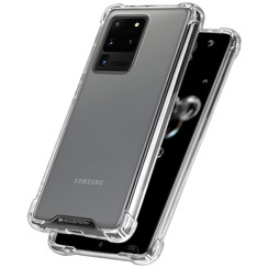 Samsung Galaxy S20 Ultra Hoesje - Super Protect Back Cover - Transparant