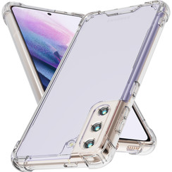Samsung Galaxy S21 Hoesje - Super Protect Back Cover - Transparant