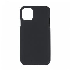 Apple iPhone 11 Pro Hoesje - Soft Feeling Case - Back Cover - Zwart