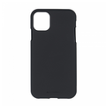 Mercury Goospery Apple iPhone 12 Mini Hoesje - Soft Feeling Case - Back Cover - Zwart