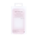 Mercury Goospery Apple iPhone 12 Mini Hoesje - Soft Feeling Case - Back Cover - Licht Blauw