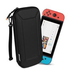 WIWU - Nintendo Switch Hoes - Nintendo Switch Games Houder - Nintendo Switch Accessoires - Zwart