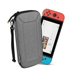 WIWU - Nintendo Switch Hoes - Nintendo Switch Games Houder - Nintendo Switch Accessoires - Grijs